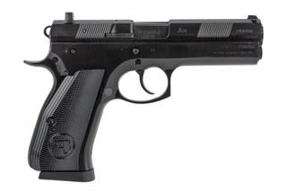 CZ 97B 45 ACP pistol with night sights