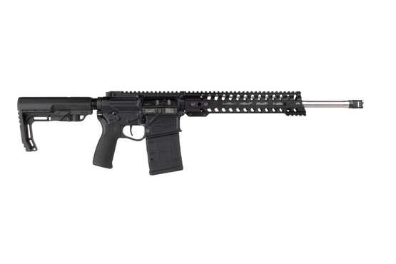 POF Rogue 308 rifle features a 16 inch barrel