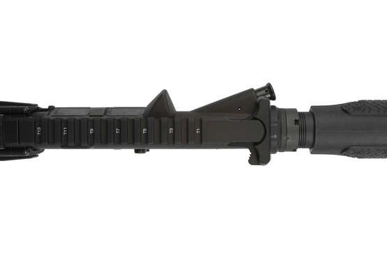 The Daniel Defense DDM4 300 SBR for sale features a flat top upper receiver with T-marked picatinny rail