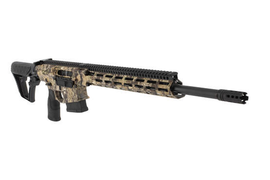DD5 V5 Hunter 6.5 Creedmor Rifle from Daniel Defense features a full-length Picatinny rail