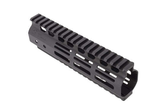 Noveske Rifleworks 7in NHR Hybrid M-LOK rail for the AR15 features full length top and bottom M1913 picatinny rails