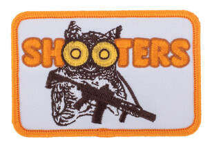 Violent little machine shop shooters morale patch