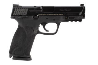 Smith and wesson mp9 2.0 pistol features a manual thumb safety