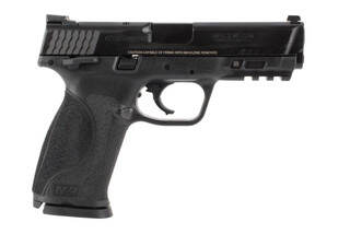 40S&W M&P M2.0 Pistol from Smith & Wesson frame is constructed from Polymer
