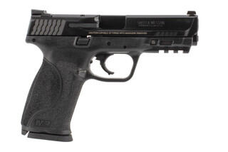 Smith and Wesson M&P9 M2.0 9mm full size pistol comes with a 10 round mag