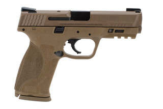 Smith and wesson M&P 2.0 40S&W pistol in fde
