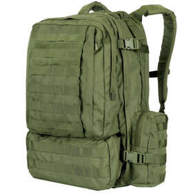 Condor 3 day bag comes in OD green