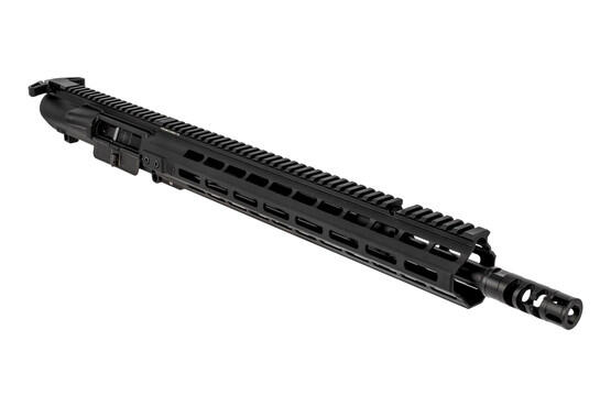 Primary Weapon Systems MK216 complete AR10 upper receiver features an 18 inch barrel