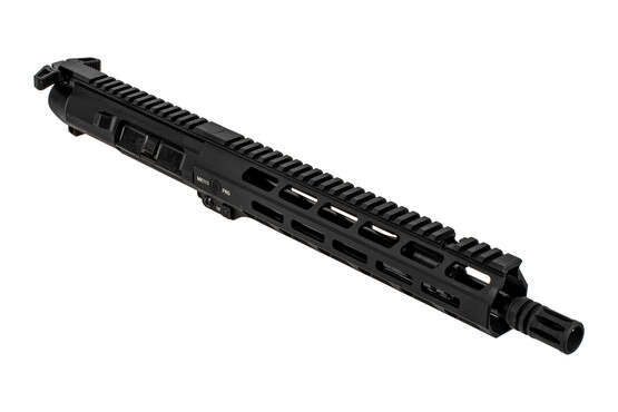 PWS MK111 Pro Complete AR15 upper receiver features a short stroke gas piston system