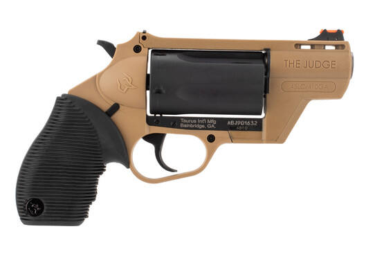 this taurus revlover is n FDE