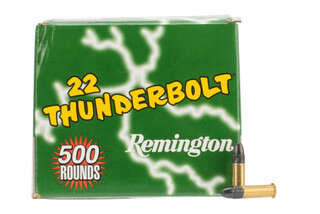 Remington 22LR 40GR Thunderbolt