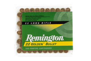 Remington 22 LR 40 gr Thunderbolt