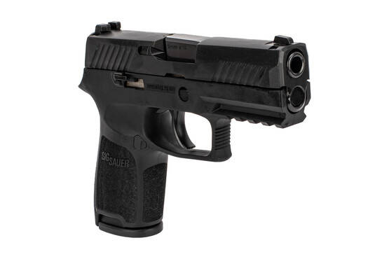 SIG Sauer 9mm P320C compact pistol with night sights