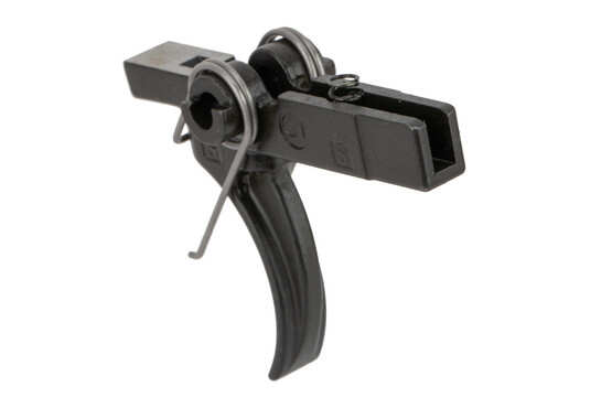 FN America Trigger features a curved design