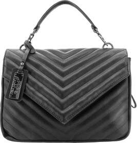 Cameleon Bags Aria Concealed Carry Purse in Black includes an optional luggage tag