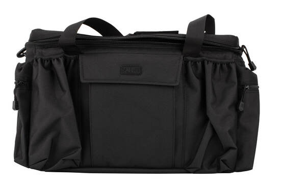 511 Tactical Patrol Ready Bag comes in black
