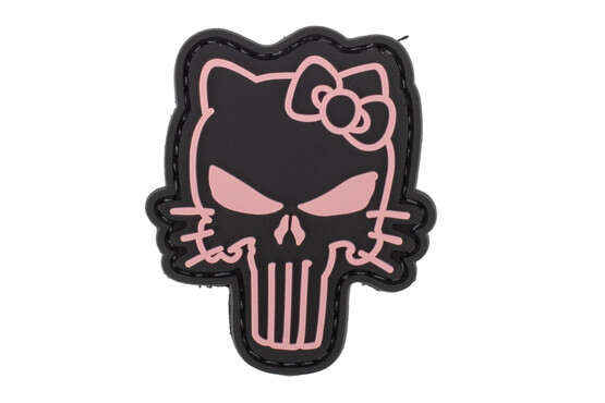5ive Star Gear Tactical Kitty Morale Patch is made of durable PVC material