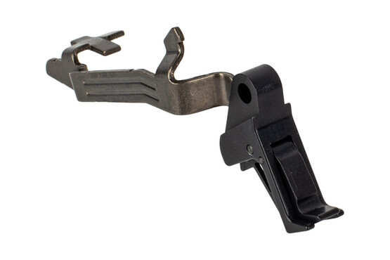 Glock Gen 5 flat trigger kit is assembled with trigger bar