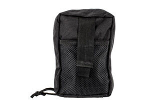 The Red Rock Outdoor Gear Trauma Kit comes in a black Nylon case