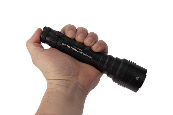 Streamlight USB rechargeable ProTac HPL super bright LED flashlight is perfectly sized for handheld use