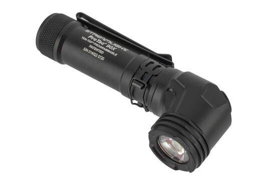 ProTac 90X Tactical Light from Streamlight has a tempered glass lens