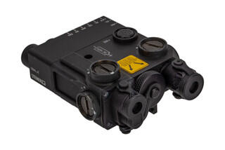 The Steiner DBAL-A3 IR Illuminator features a black anodized housing