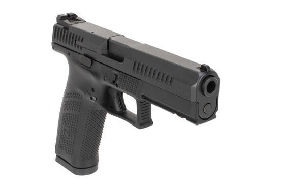 CZ P10F 9mm Pistol features a 4.5 inch barrel