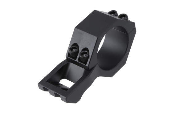 This ak mount is made from 6061 aluminum and can be permanently staked to the lower side mount