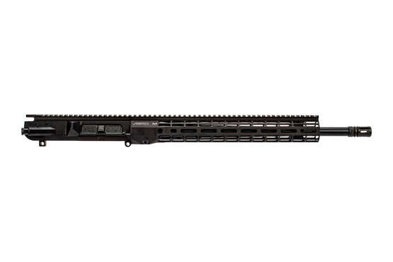 "Aero Precision 18"" Mid-length black AR10 upper receiver with Atlas R-ONE M-LOK handguard and mid-length gas system."
