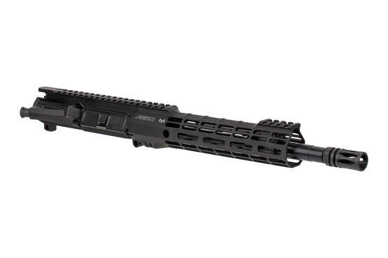 The Aero Precision M4E1 Threaded Barreled AR15 upper Receiver with 11.5 inch barrel comes with S-ONE handguard
