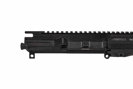 The Aero Precision M4E1 threaded AR15 barreled upper receiver is forged from 7075-T6 aluminum