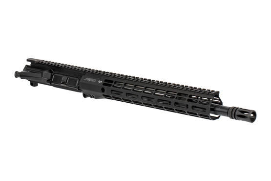 The Aero Precision M4E1 Threaded barreled upper receiver group features a 14.5 inch barrel and ATLAS R-ONE handguard