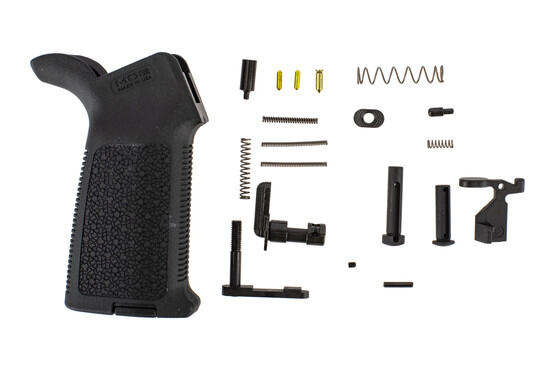 The Aero Precision M4E1 MOE AR15 lower Parts Kit does not include a trigger
