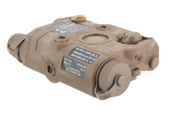 EOTech ATPIAL C aiming module features an ambidextrous activation button