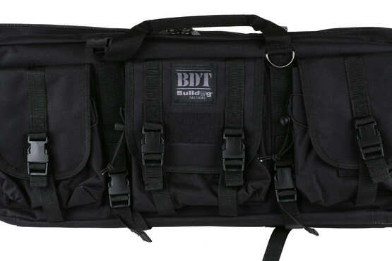 "Bulldog Cases Tactical Series 37"" Single Rifle Case Black, BDT40-37B"