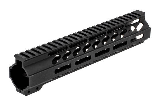 "Ghost Firearms No Logo M-LOK handguard is 10"" long and includes a steel barrel nut"
