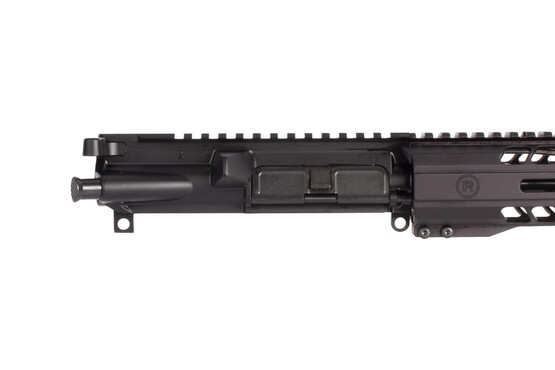 Radical complete .458 SOCOM upper receiver with 16in barrel includes an enhanced forward assist button
