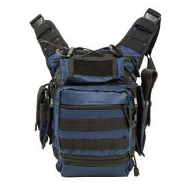 NcSTAR VISM PVC Utility bag comes in blue and black