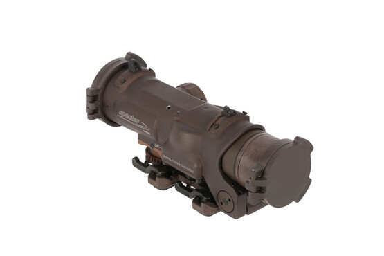 ELCAN SpecterDR Dual Role 1x / 4x Optical Sight - 5.56 NATO - Tan