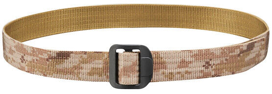 Propper 180 Belt in desert digital coyote, front view
