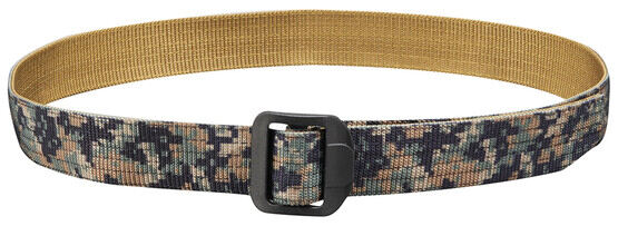 Propper 180 Belt in woodland digital coyote, front view