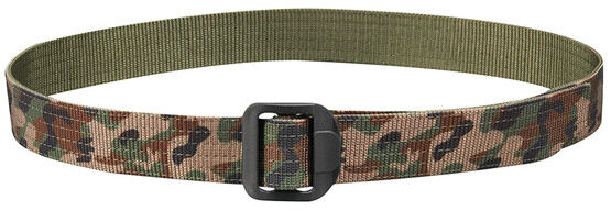 Propper 180 Belt in woodland olive, front view