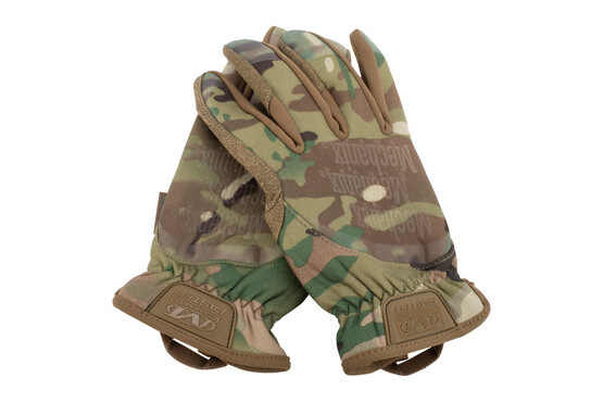 Mechanix fastfit glove in multicam