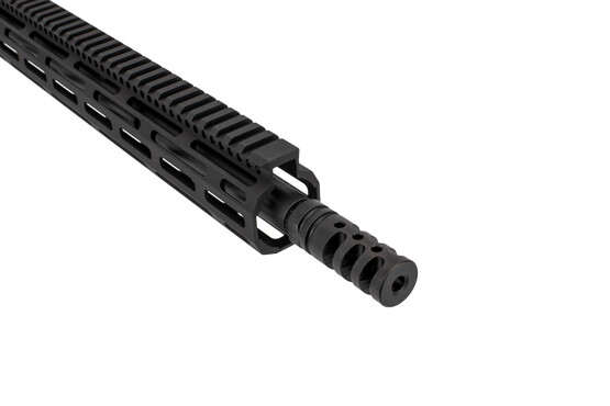 The Radical Firearms AR-15 barreled upper receiver comes with the Zero Impulse muzzle brake