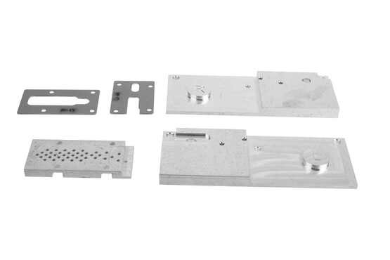 Anderson Manufacturing 80 Percent AR15 Lower Jig allows you to easily manufacture your lower
