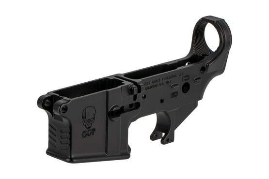 Grey Ghost Precision's Cornerstrone is a forged AR-15 lower receiver machined to exacting specifications.