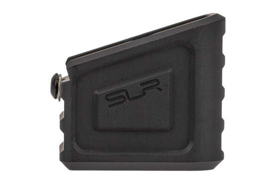 SLR Rifleworks magazine extension fits Glock 17 magazines from Glock or ETS. +5 capacity, spring sold seperately.