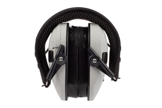 Walker's Razor XTRM Ear Muffs features a moisture wicking headband