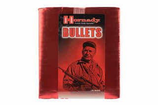 Hornady HAP 9mm Bullets 115 grain come in a box of 500 rounds