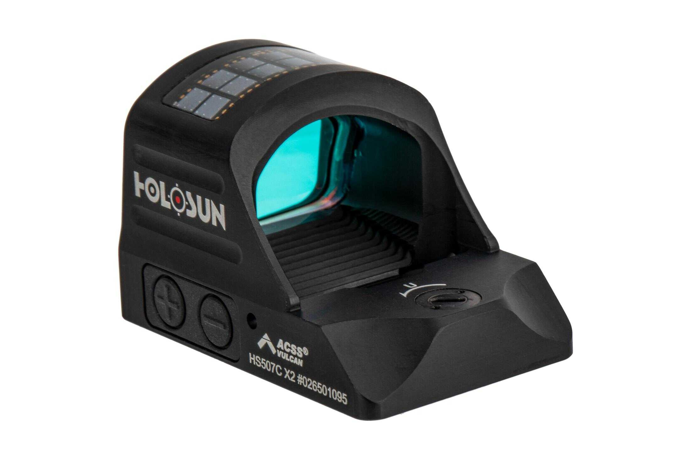HS507C-X2 Pistol Red Dot Sight - ACSS® Vulcan™ Reticle